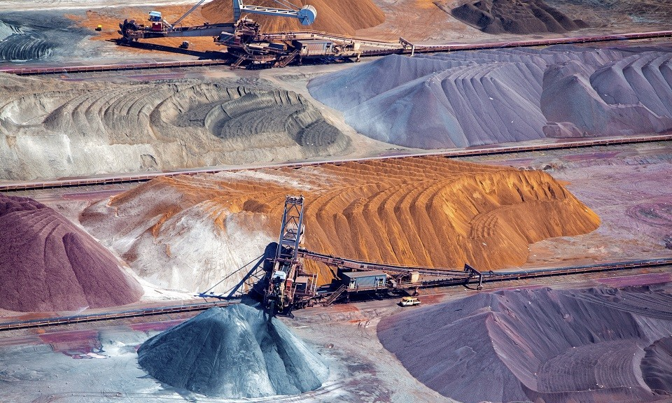 Ore and conveyor belt aerial[url=http://www.istockphoto.com/file_search.php?action=file&userID=1153464&text=aerial] Please click for more aerial shots[/url]  [url=http://www.istockphoto.com/file_search.php?action=file&userID=1153464&text=industry] Please click for more industry[/url]  [url=http://www.istockphoto.com/file_search.php?action=file&userID=1153464&text=aerial][img]http://dl.dropbox.com/u/46855100/ISP%20Banners/Aerial.jpg[/img][/url]