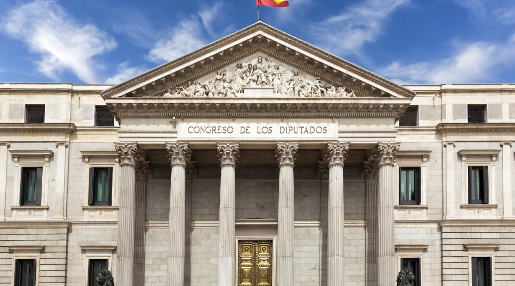 Spanish Parliament. Congress of Deputies (Congreso de los Diputados)