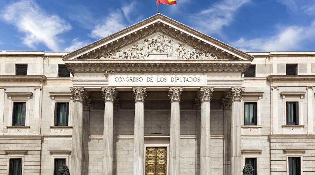 Spanish Parliament. Congress of Deputies (Congreso de los Diputados)